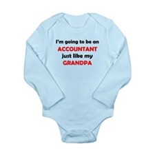 Accountant Like My Grandpa Body Suit