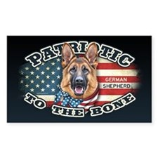 Unique Dogs for obama Decal
