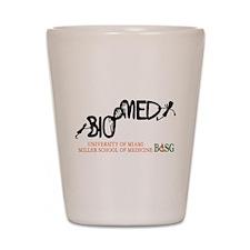 BGSG Contest Winner White Shot Glass