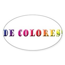 DeColores 8x3 Cup Decal