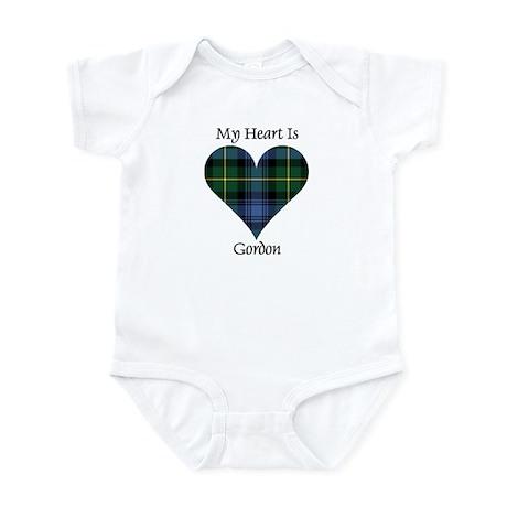 Heart - Gordon Infant Bodysuit