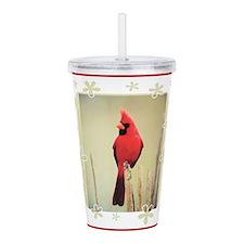 cardinal.png Acrylic Double-wall Tumbler