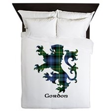 Lion - Gordon Queen Duvet