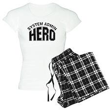 System Admin Hero Pajamas