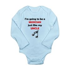 Musician Like My Uncle Body Suit
