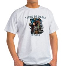 GOTG I Saved the Galaxy 2 T-Shirt