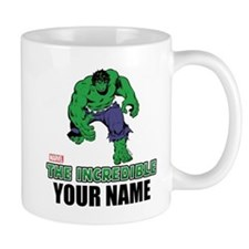 The Incredible Hulk Personalized Design Mug