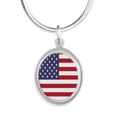 United States Of America Flag Necklaces