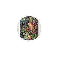 Cute Hippie Mini Button (10 pack)