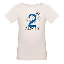 Dinosaur 2nd Birthday T-Shirt