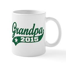 Grandpa 2015 Small Mug