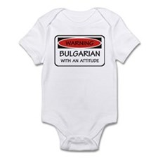 Attitude Bulgarian Infant Bodysuit