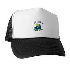 Roll With It Trucker Hat