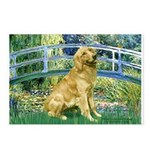 Bridge & Golden Postcards (Package of 8)