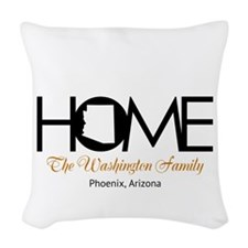 Arizona Home Woven Throw Pillow