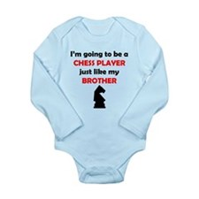 Chess Player Like My Brother Body Suit