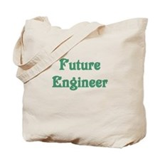 Future Engineer Tote Bag