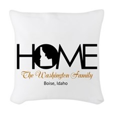 Idaho Home Woven Throw Pillow
