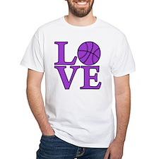 Cute Basketball girl Shirt