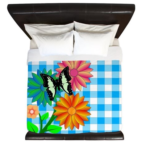 Sweet Spring King Duvet