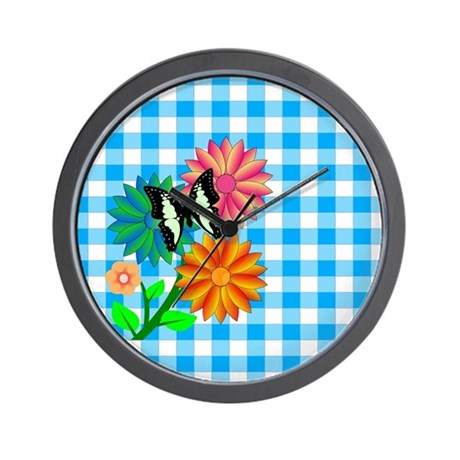 Sweet Spring Wall Clock