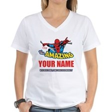 The Amazing Spider-man Pers Shirt