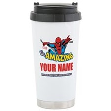 The Amazing Spider-man Thermos Mug