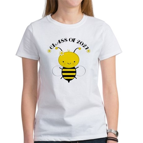 Class of 2027 bee Women's T-Shirt