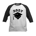2027 School Class Graduation Baseball Jersey