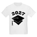 2027 School Class Graduation T-Shirt