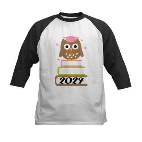 2027 owl on books.png Baseball Jersey