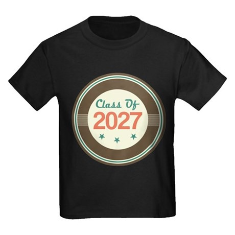 Class Of 2027 Vintage T-Shirt