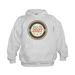 Class Of 2027 Vintage Hoodie