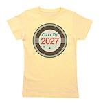 Class Of 2027 Vintage Girl's Tee