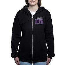 Forensics DIVA Women's Zip Hoodie