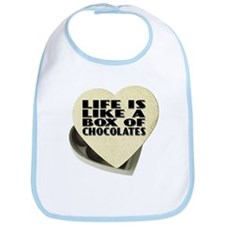 Box Of Chocolates Bib