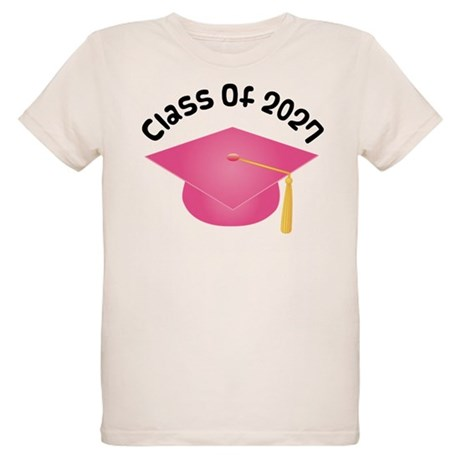 2027 pink hat.png T-Shirt