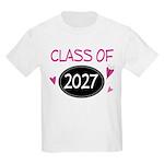 Class of 2027 Butterfly T-Shirt