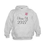Class of 2027 Kids Hoodie