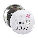 """Class of 2027 2.25"""" Button"""