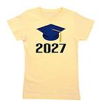 Class of 2027 Grad Girl's Tee