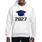 Class of 2027 Grad Hooded Sweatshirt