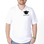 Class of 2027 Grad Golf Shirt