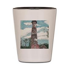 Assateague Island Lighthouse Shot Glass