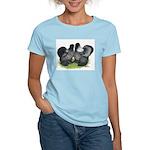 Gray Silkies Women's Light T-Shirt