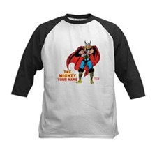 The Mighty Thor Personalized Tee