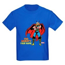The Mighty Thor Personalized Des T