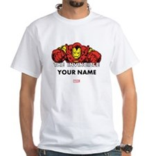 The Invincible Iron Man Personalized Shirt