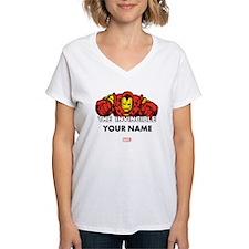 The Invincible Iron Man Per Shirt