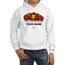 The Invincible Iron Man Personal Hoodie